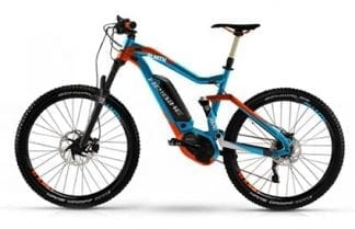 Haibike Xdur All Mtn RC ebike