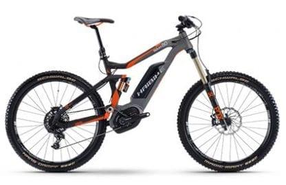 Haibike Xduro Nduro 8.0 electric bike