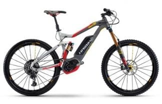 Haibike Xduro Nduro 9.0 electric bike