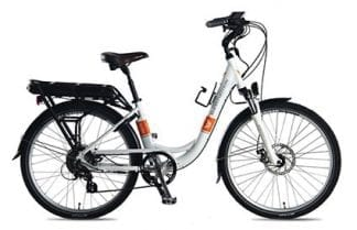 SmartMotion e-City ebike