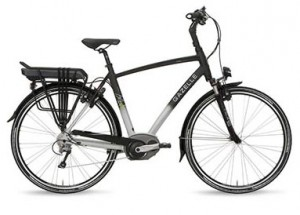 An electric bike is a great choice for the commuter rider