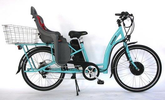 Ezee Expedir electric bicycle