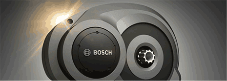 The new 2014 Bosch eBike crank drive system