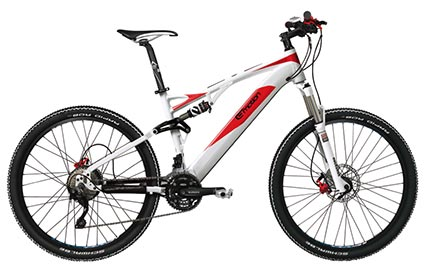 EVO Jumper Electric Bike