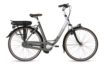 Gazelle Impulse Orange 8 ebike