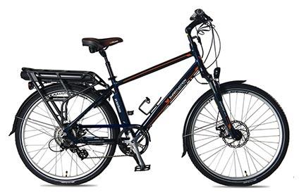 SmartMotion e-Urban electric bike