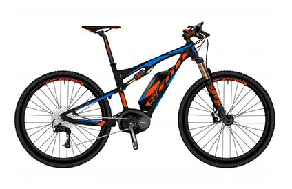 Scott E-Spark 710 (27.5) full suspension e-bike