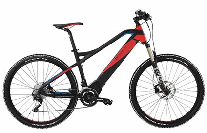 "BH Emotion REVO 27.5"" electric bike"