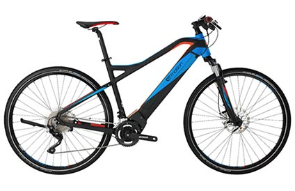 BH Emotion REVO Cross electric bike