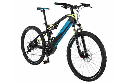 "BH Emotion REVO Jumper 27.5"" ebike"