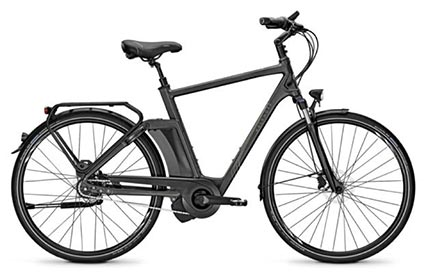 Kalkhoff Integrale 8 (step over) electric bike