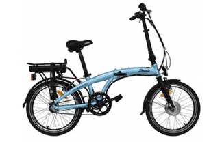 Powerped Sonata folding electric bike