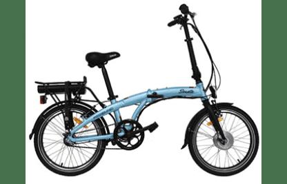 Powerped Sonata folding electric bike