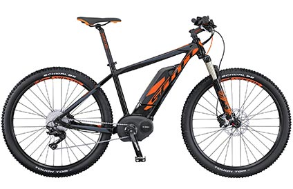 Scott E-Aspect 710 (27.5) Hardtail e-bike