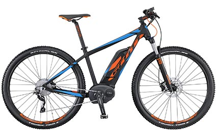Scott E-Aspect 920 (29er) Hardtail e-bike