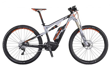 Scott E-Genius 920 (29er) Full suspension e-bike