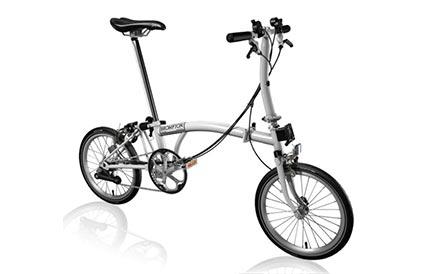 Brompton Folding Bike S6E