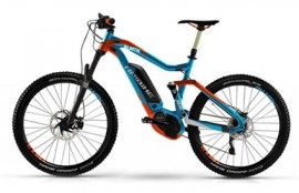 Haibike Xduro AllMtn RC electric bicycle