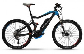 Haibike Xduro FullSeven RC electric bicycle