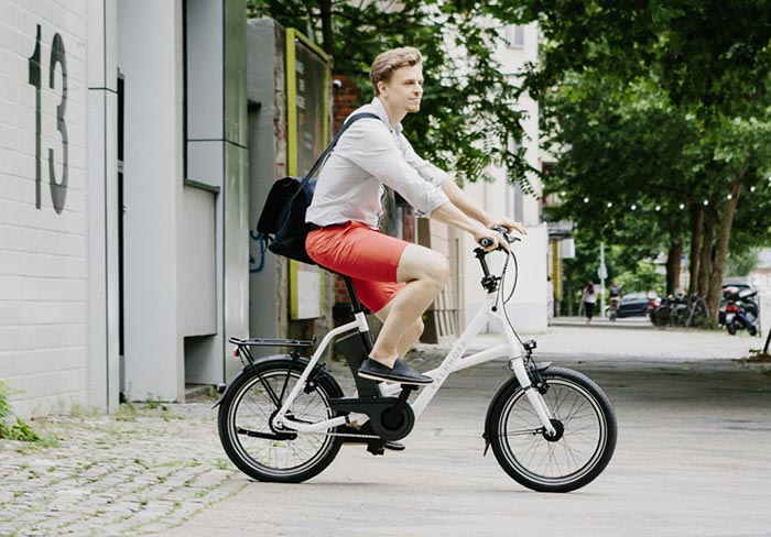 Hire an electric bicycle from Perth Electric Bike Centre.