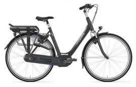 Gazelle Orange C7 Step-through electric bike