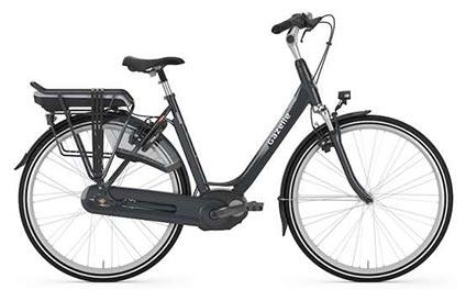 Gazelle Orange C7 Step-through electric bike