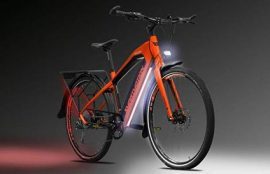 Smartmotion Pacer electric bike