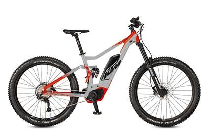 KTM Macina Kapoho LT 274 electric bike