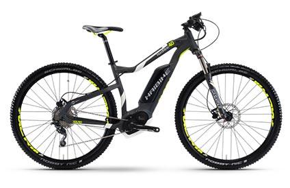 Haibike Hard Nine 4.0 electric bike