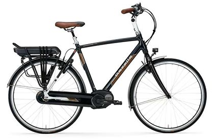 Gazelle Ultimate C8 Gents ebike
