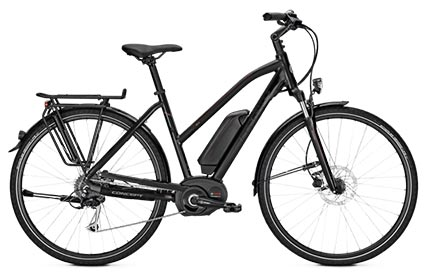 Kalkhoff Pro Connect Unisex b9 electric bicycle