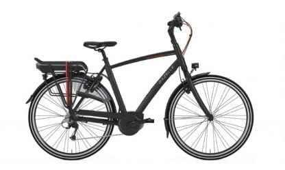 Gazelle Chamonix T10 HMB mens electric bike