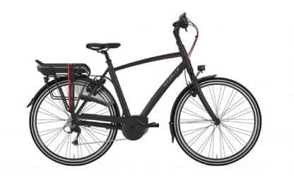Gazelle Chamonix T10 HMB mens electric bike