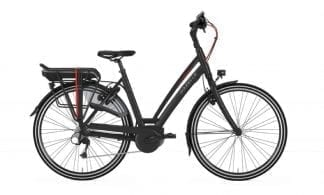 Gazelle Chamonix T10 HMB unisex electric bike