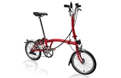 Brompton Folding Bike H6L