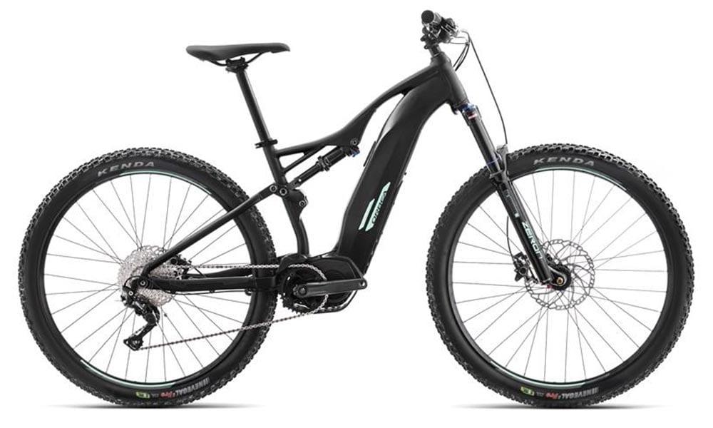 Orbea Wild FS 29S - Perth Electric Bike Centre