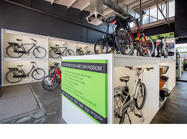 Perth Electric Bike Centre testimonials