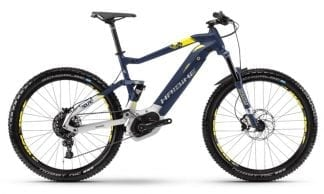 Haibike Sduro FullSeven 7.0 electric bike