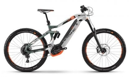 Haibike Xduro Nduro 8.0 PowerTube electric mountain bike