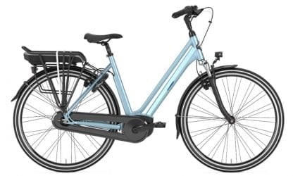 Gazelle Vento C7 HMB electric bike at Electric Bikes Perth