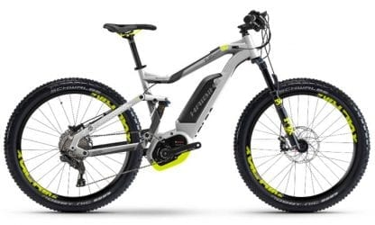 Haibike Xduro FullSeven 6.0 electric bike