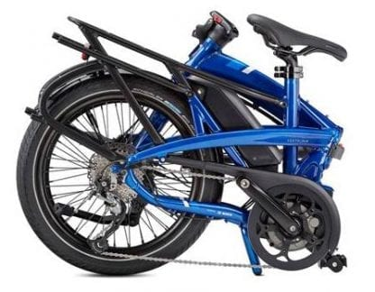 Tern Vectron Q9 (folding) electric bike