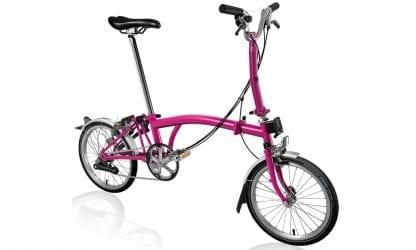 Brompton Folding Bike – M6L - non electric